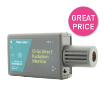 Vernier Go Direct Radiation Monitor £243.00 EACH