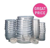 SLS Select Petri Dish SLS2000 £33.75 PK500