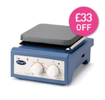 Stuart Stirrer Hotplate Aluminium/Silicon Top £218.00 EACH