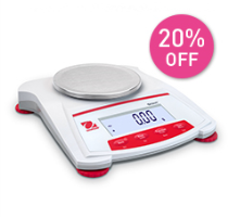 OHAUS Scout Portable Balance  Find out more!