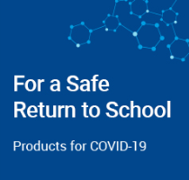 Back to School Safely Products for COVID-19 VIEW ONLINE