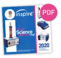 Inspire Make Science Inspire-ing! VIEW PDF