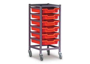 TROLLEY AND TRAY SETS